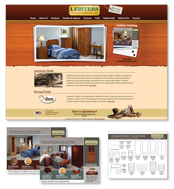 Leister 39 s furniture website sell sheets llara pazdan for Website to sell furniture